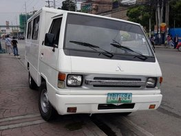 Selling 2nd Hand Mitsubishi L300 2012 at 80000 km in Quezon City