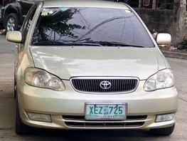 2002 Toyota Altis for sale in Las Piñas