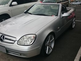 2nd Hand Mercedes-Benz 230 1998 at 110000 km for sale