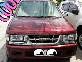 2nd Hand Isuzu Crosswind 2001 for sale in Quezon City