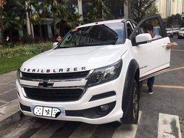 White Chevrolet Trailblazer 2019 for sale