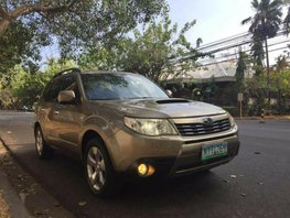 2nd Hand Subaru Forester 2009 Automatic Gasoline for sale in Pasay