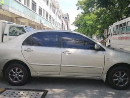 2nd Hand Toyota Corolla Altis 2006 for sale in Manila