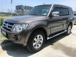 2nd Hand Mitsubishi Pajero 2014 Automatic Diesel for sale in Parañaque