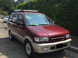 2nd Hand Isuzu Crosswind 2001 at 130000 km for sale in Mandaluyong