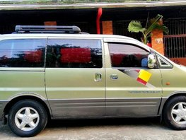 Selling Hyundai Starex 2001 Automatic Diesel in Caloocan