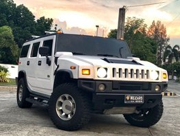 2004 Hummer H2 for sale in Quezon City
