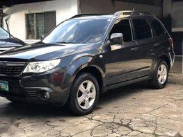 Subaru Forester 2010 Automatic Gasoline for sale in Manila