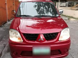 Selling 2nd Hand Mitsubishi Adventure 2004 Manual Diesel at 110000 km in Parañaque