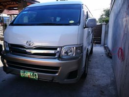 Sell 2nd Hand 2012 Toyota Grandia at 73000 km in Parañaque