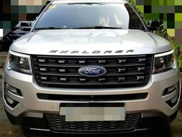 2nd Hand Ford Explorer 2018 Automatic Gasoline for sale in Quezon City
