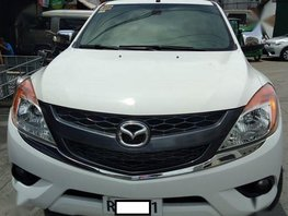 Selling 2nd Hand Mazda Bt-50 2016 Manual Diesel at 37000 km in Parañaque