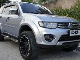 2014 Mitsubishi Montero Sport Automatic Diesel for sale