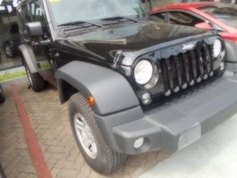 2017 Jeep Wrangler Automatic Gasoline for sale