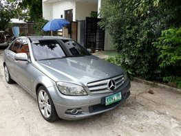 Selling 2nd Hand Mercedes-Benz C200 2009 in Cainta