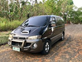 2nd Hand Hyundai Starex 2003 Automatic Diesel for sale in Quezon City