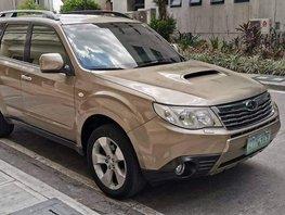 Subaru Forester 2009 Automatic Gasoline for sale in Quezon City