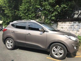 2nd Hand Hyundai Tucson 2012 at 70000 km for sale