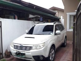 2nd Hand Subaru Forester 2010 at 100000 km for sale in Cebu City