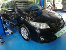 2nd Hand Toyota Altis 2011 for sale in Las Piñas