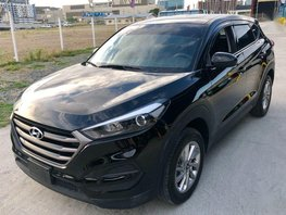 Sell 2nd Hand 2016 Hyundai Tucson at 17000 km in Parañaque