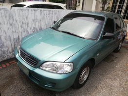 2nd Hand Honda City 2001 Manual Gasoline for sale in Parañaque