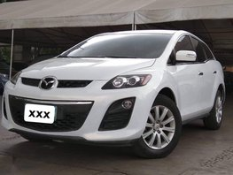 2nd Hand Mazda Cx-7 2012 Automatic Gasoline for sale in Makati