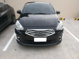 Selling Mitsubishi Mirage G4 2014 at 27000 km in Mandaluyong