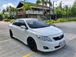 2nd Hand Toyota Corolla Altis 2009 Manual Gasoline for sale in San Fernando
