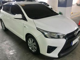 2nd Hand Toyota Yaris 2016 for sale in Taguig