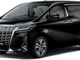 Selling Brand New Toyota Alphard 2019 in Pasay