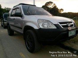 Selling 2nd Hand Honda Cr-V 2003 Manual Gasoline at 80000 km in Valenzuela