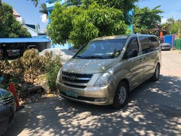 Hyundai Starex 2009 Automatic Diesel for sale in Taguig