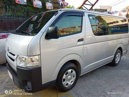 Selling 2nd Hand Toyota Hiace 2018 in Parañaque