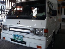 Mitsubishi L300 2013 Manual Diesel for sale in Quezon City