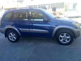 2002 Toyota Rav4 for sale in Las Piñas