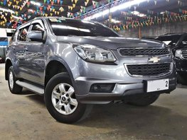 Sell 2nd Hand 2015 Chevrolet Trailblazer at 60000 km in Quezon City
