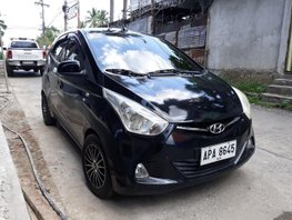 Sell Black 2015 Hyundai Eon Manual in Isabela