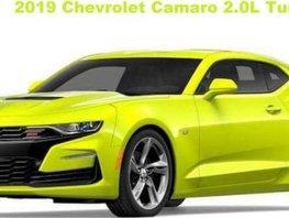 2019 Chevrolet Camaro for sale in Makati