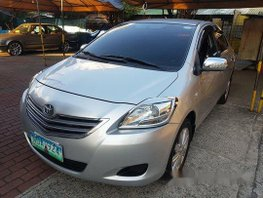 Selling Toyota Vios 2010 Manual Gasoline at 117000 km