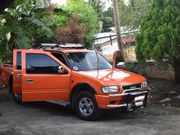 2nd Hand Isuzu Fuego 2001 Manual Diesel for sale in Quezon City