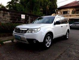 Selling 2nd Hand Subaru Forester 2010 in Marikina