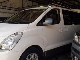 Hyundai Starex 2014 at 30000 km for sale in Quezon City