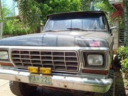 Selling 2nd Hand Ford F-150 1979 in Sagay