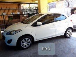 Mazda 2 2011 Hatchback for sale in Quezon City