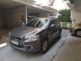 Mitsubishi Asx 2012 Automatic Gasoline for sale in Manila