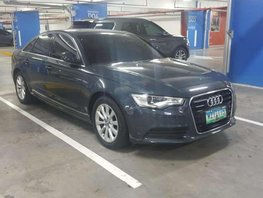 Audi A6 2013 for sale in Mandaluyong