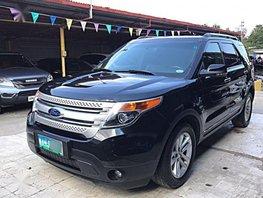 Selling Used Ford Explorer 2013 in Mandaue