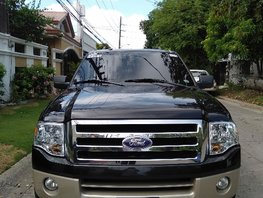 Black Ford Expedition 2010 for sale in Metro Manila