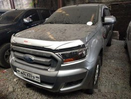 Sell Grey 2016 Ford Ranger at 99000 km in Makati